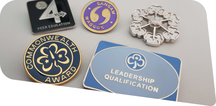 Badges & Awards that cover parts of the 18-30s offer