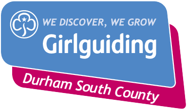 Girlguiding Durham South Logo