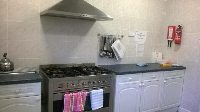 Peterlee HQ Kitchen