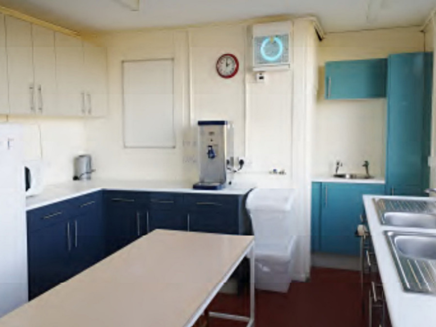 Camp House Kitchen